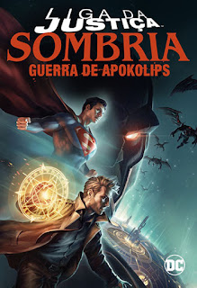Liga da Justiça Sombria: Guerra de Apokolips - BDRip Dual Áudio