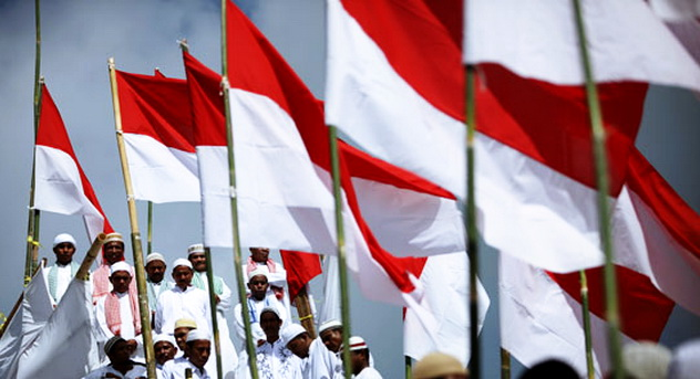 SUBHANALLAH.. ALLAHU AKBAR! Pembebas Al Quds dan Pembawa Kejayaan Islam di Akhir Zaman Itu Ternyata Umat Islam Indonesia