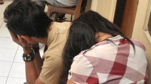 Anggota polis kantoi 'main' dengan isteri orang yang hamil 7 bulan, polis minta jangan perbesarkan kes