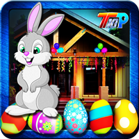 Play Top10NewGames Rescue Bunny From Easter Celebration