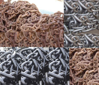 Mooring Chains / Marine Anchor Chains Suppliers and Traders ( Used / Prime new )