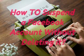 View deactivated Facebook Profile