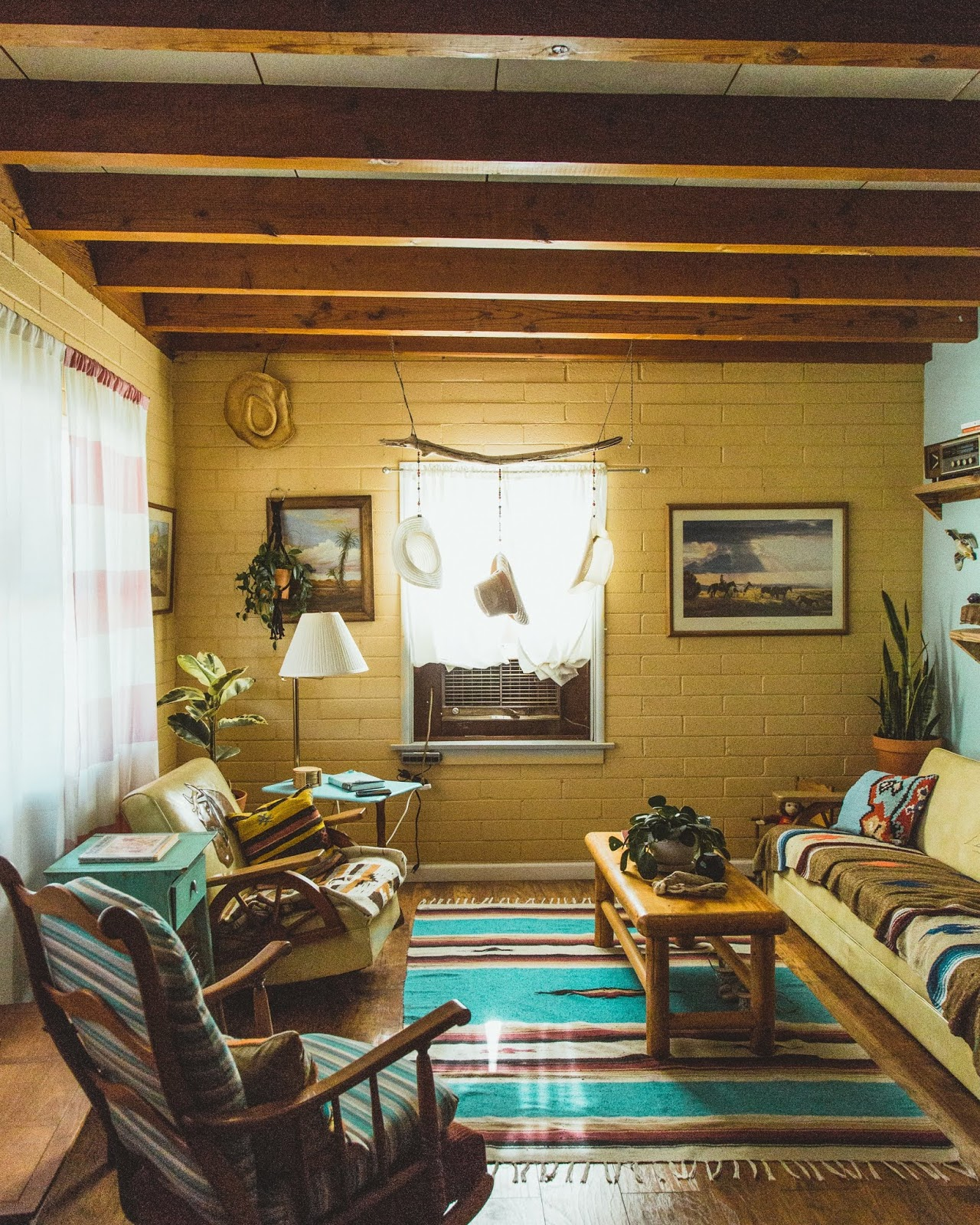 Wie Sehen Die Wandfarbe Aus In Einem Hygge Zimmer: Landhaus Blog: Einrichtungsideen Mit Gelb: Wie Sie