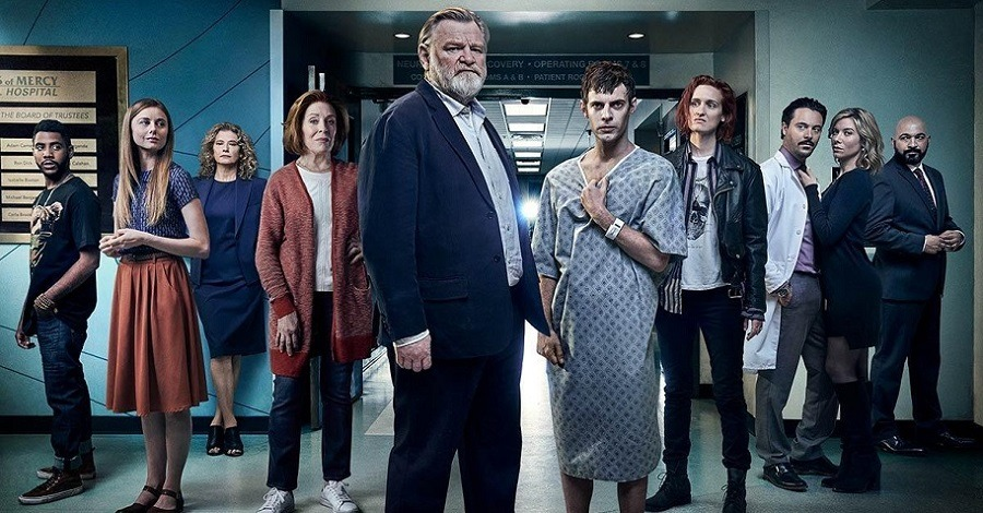 Mr. Mercedes - 2ª Temporada Legendada 2018 Série 720p HD HDTV WEB-DL completo Torrent