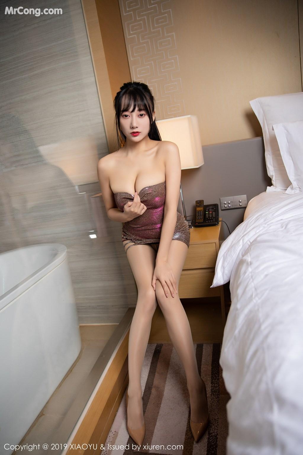 XiaoYu Vol.159: He Jia Ying (何嘉颖) (69P)