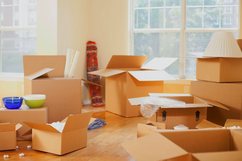 Đóng hộp trong dịch vụ chuyển nhà trọn gói TP.HCM