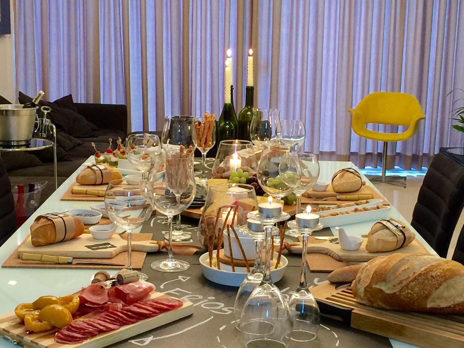 c350f26bd3 Que tal uma mesa de inverno bem criativa para você receber os amigos em casa   Bem no estilo DIY (do it yourself)