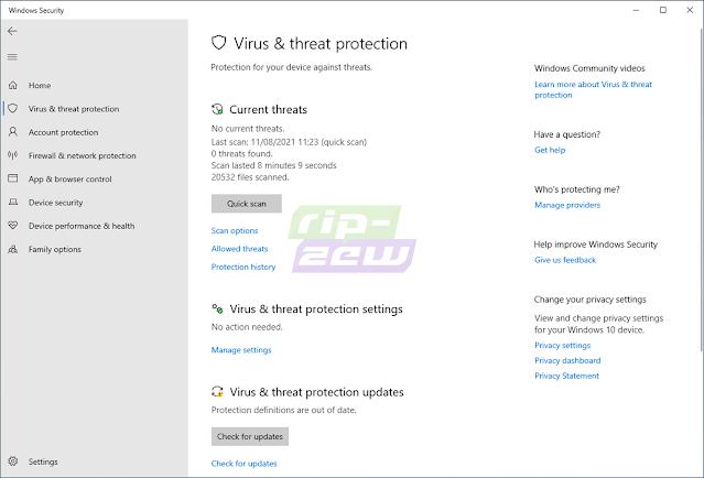 Apakah Windows 10 Memerlukan Antivirus