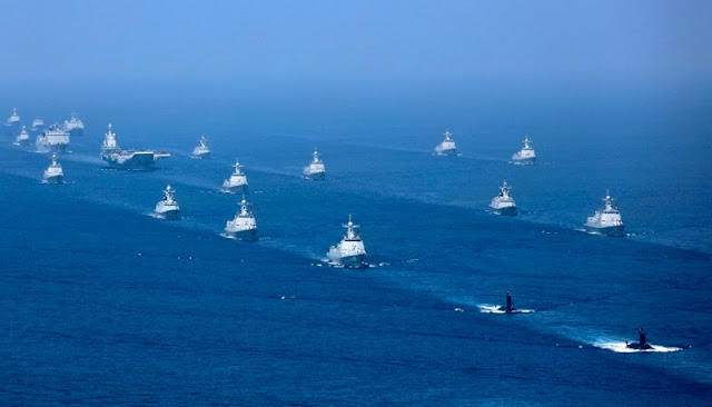 Laut Cina Selatan Memanas, DPR Minta Panglima TNI Kerahkan Kapal Perang