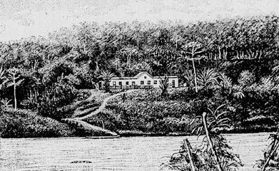 Casa de Henrique Bauer no Jurumirim.