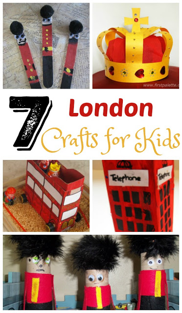 London Crafts for Kids