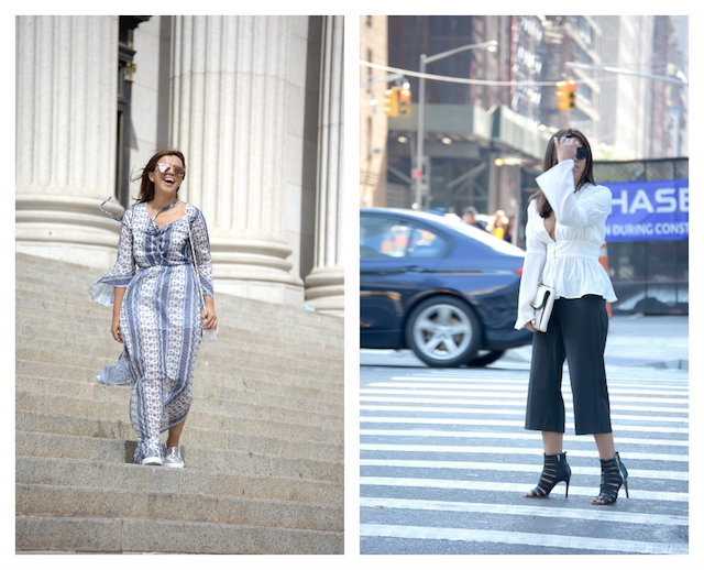 NYFW- Sueños de una Fashion Blogger- Street Style- Fashion Blogger Goals