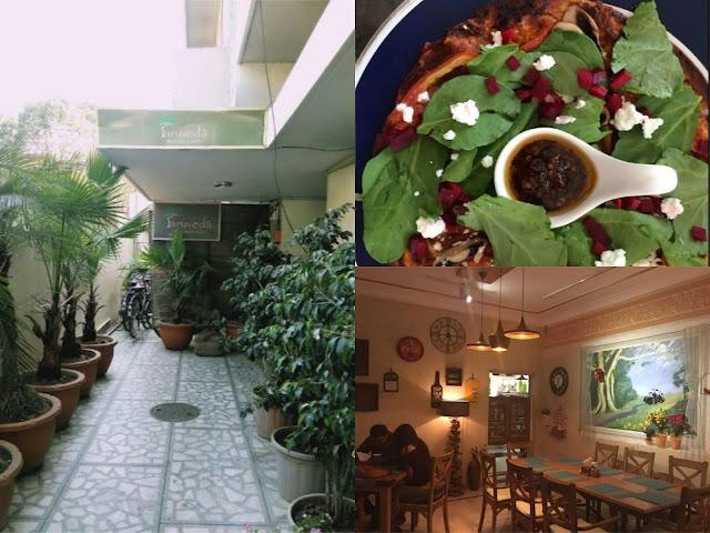 Taruveda Cafe, Jaipur