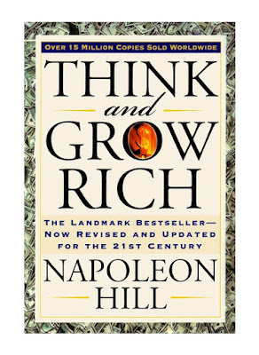 Think and Grow Rich (top motivational mindset book)