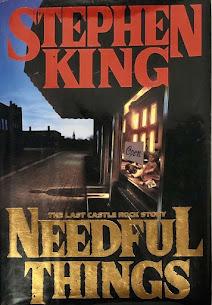 Needful Thing - Books Horror - Stephen King