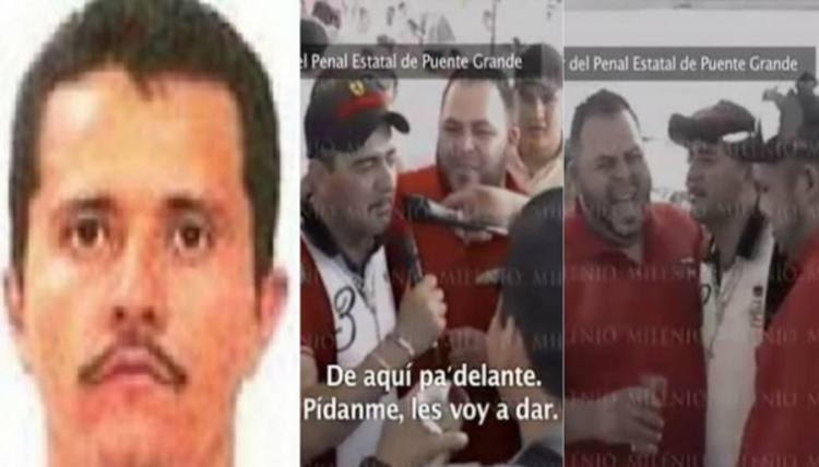 "Marinos se ""aterrizan"" a ""Don Chelo"" consuegro de ""El Mencho"" en un enfrentamiento en Tonalá"