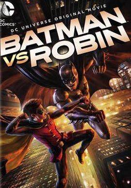 Người dơi vs Robin