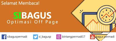 langkah sederhana off page seo beranda di blogspot