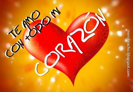 >>>Bellas Frases de Amor para mi Novio, novia, esposo, esposa, feliz día del amor, feliz día de San Valentín,