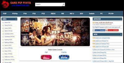 Downloadgamepsp site