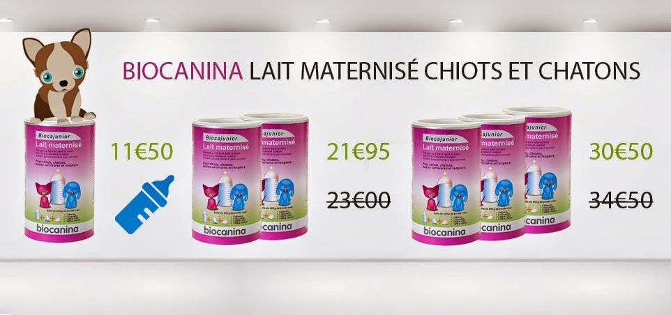 biocanina laits