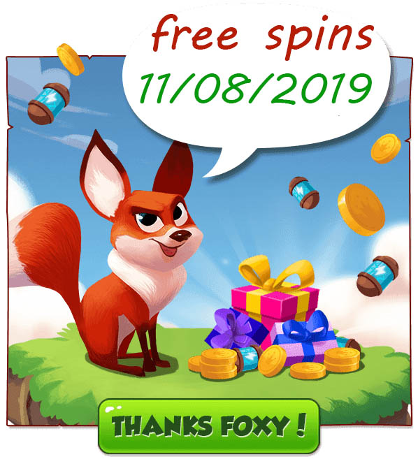 master free spin and coin link