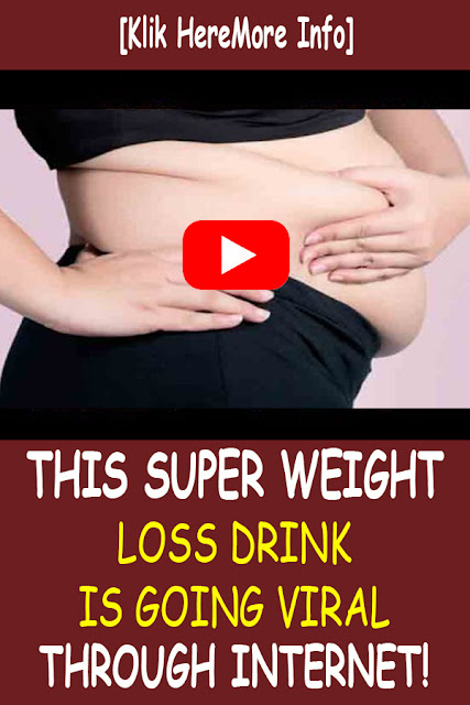 THIS SUPER WEIGHT LOSS DRINK IS GOING VIRAL THROUGH INTERNET!