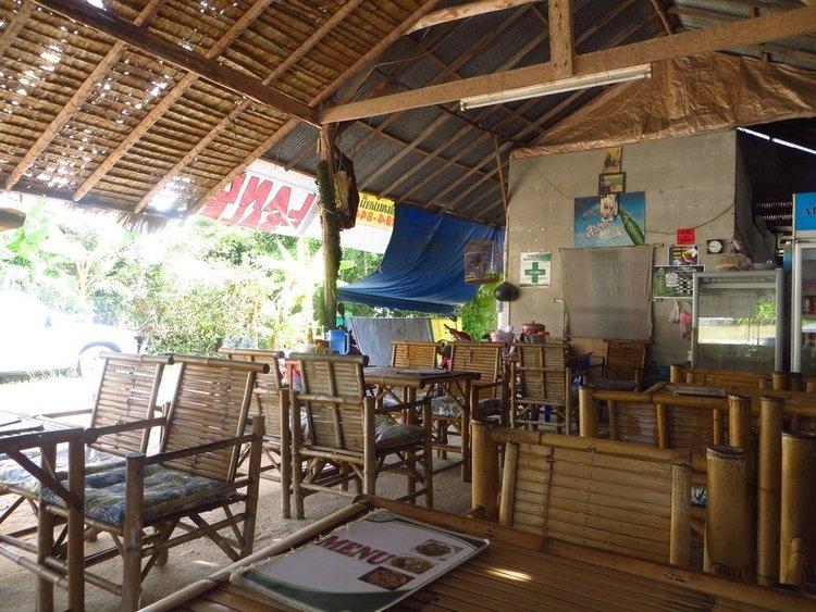 Недорогое тайское кафе