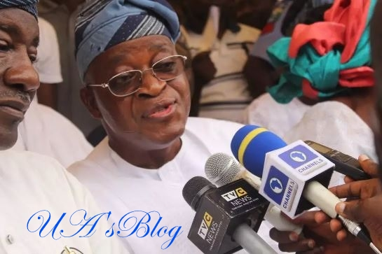 Anybody Kicking Against Amotekun Is 'Preposterous' - Gov. Oyetola