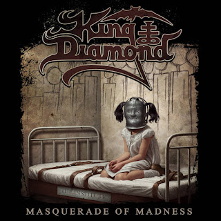 "Το single των King Diamond ""Masquerade of Madness"""