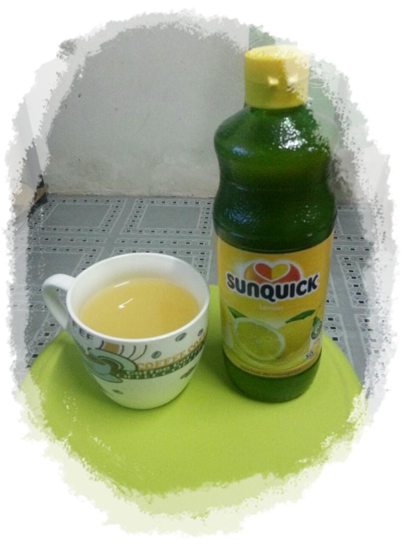 Sunquick Lemon - ku sangkakan hijau