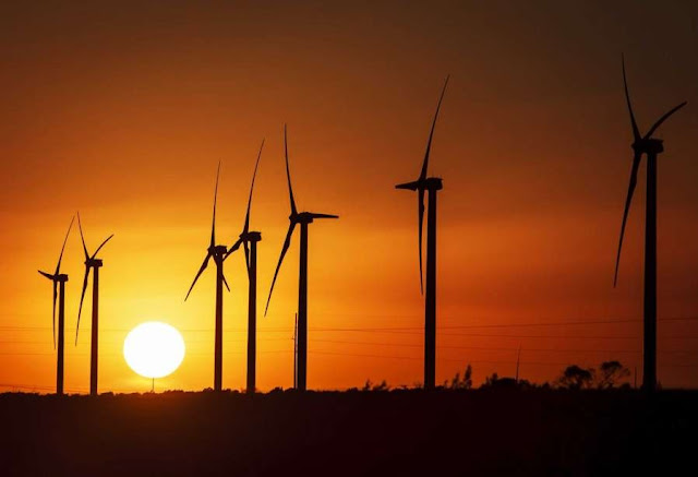 The first project of a Wind Power station in Albania to be implemented in Fier