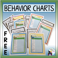 Behavior Chore Charts