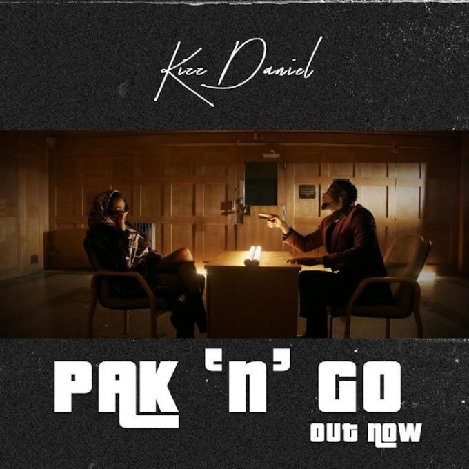 [Video Premiere] Kizz Daniel – Pak N Go