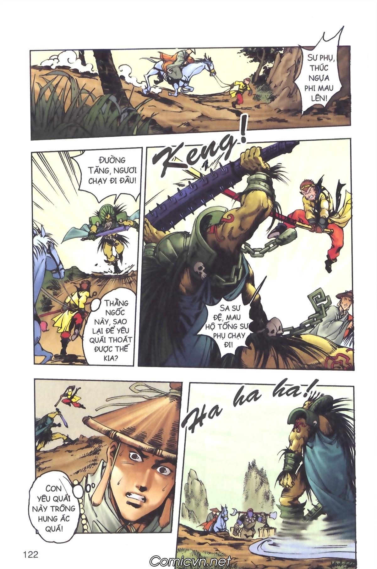 Tây Du Ký màu - Chapter 117 - Pic 32