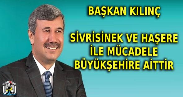 Hidayet Kılınç,Anamur Belediyesi,Anamur Haber,Anamur Son Dakika