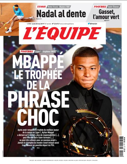https://www.lequipe.fr/Football/Actualites/Le-discours-de-kylian-mbappe-sur-son-avenir-etait-prepare-c-etait-le-moment-de-le-dire/1020679