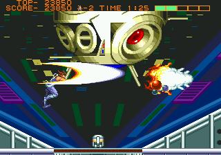 Jogue Rom Strider para Mega Drive online grátis