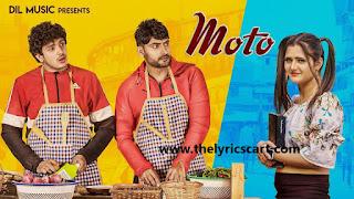 Hi Re Meri Motto Lyrics by Ajay Hooda Diler Kharkiya