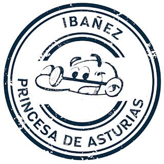 Premio Princesa de Asturias para Francisco Ibáñez