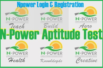 N-Agro Aptitude Test Past Questions and Answer | N-POWER Agro Asseement