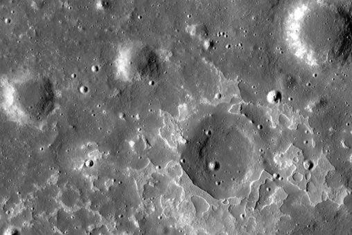 Revelan imágenes secretas sobre la Luna