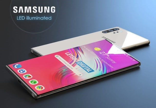 Foreign media: Samsung Galaxy Note 10 series or adopt new LED notification