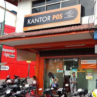 Alamat dan Nomor Telepon Kantor Pos Indonesia