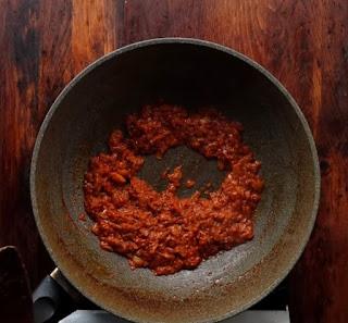 Gravy masala for chicken tikka