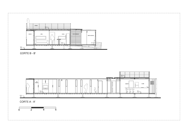 Earthquake-Resistant Modular Shipping Container Home 20