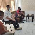 Kasat Narkoba Polres Lampung Utara Menjelaskab Kronologis Penggerebekan Sabu di Bukit Kemuning