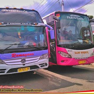 Bus Semarang Jogja