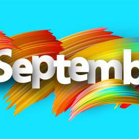 [Live] Hello September!