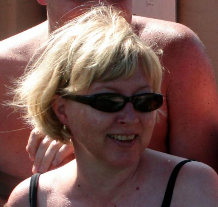 Lady of The Mess Bahamalla 2008
